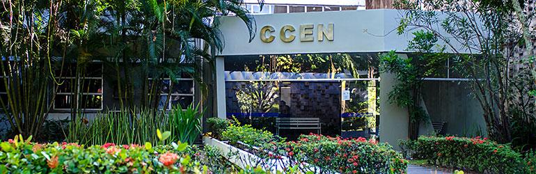 Centro de Ciências Exatas e da Natureza (CCEN)