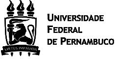 Marca UFPE Horizontal Invertida