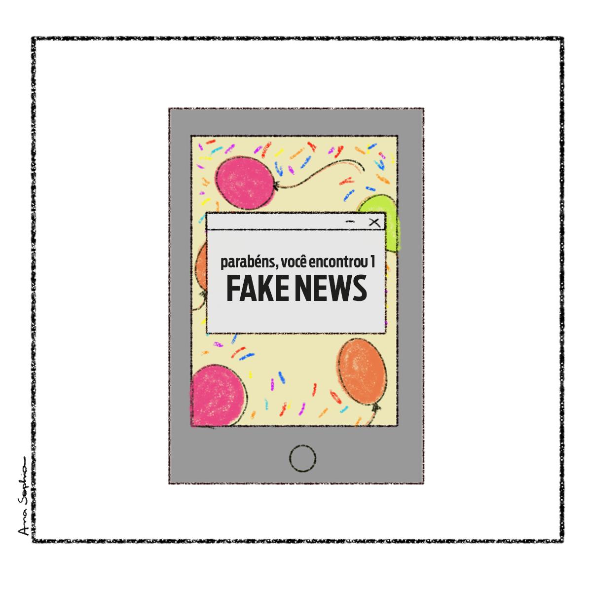 Viva as fake news!