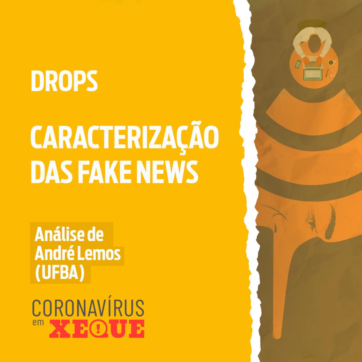 Caracterização das fake news