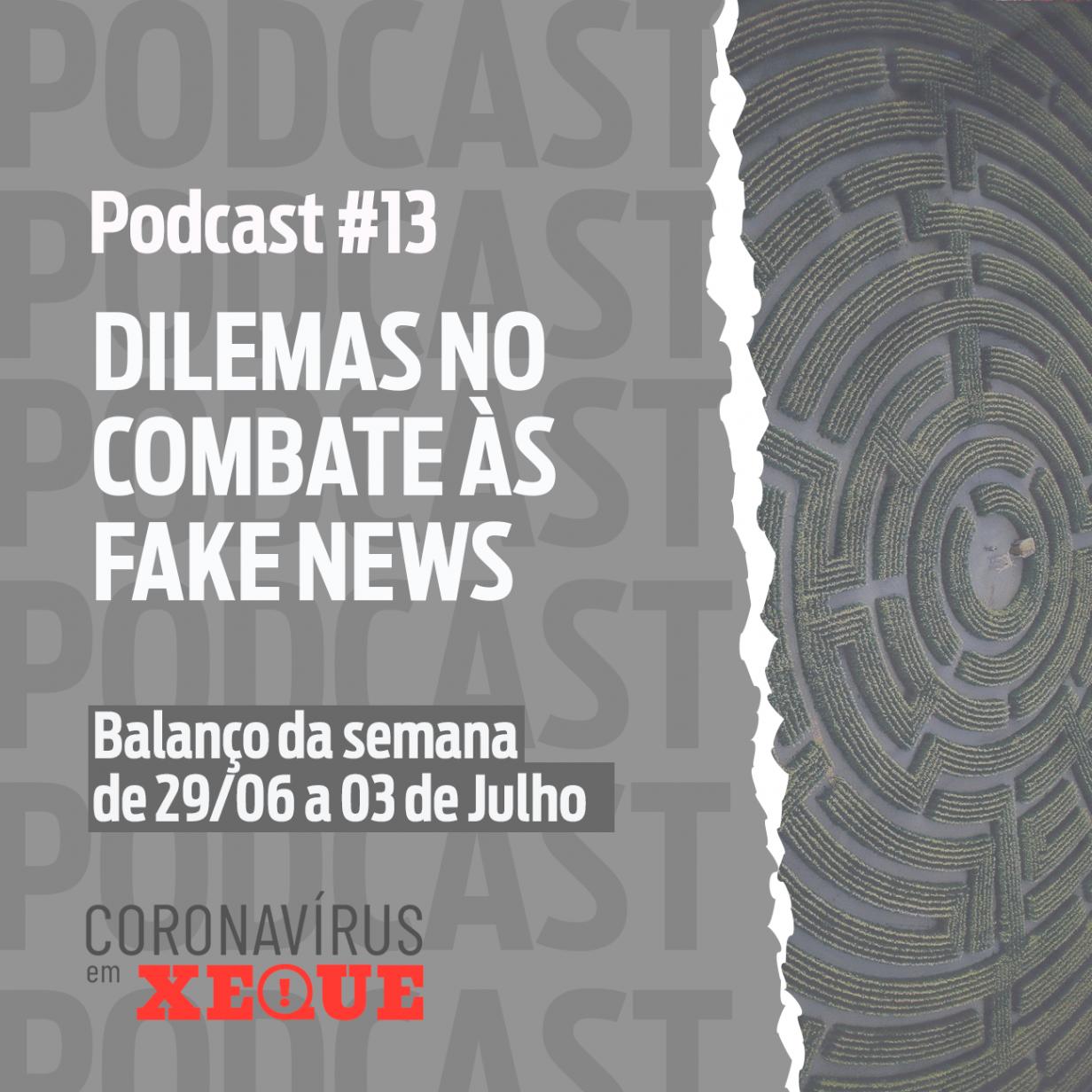 Dilemas no combate às fake news