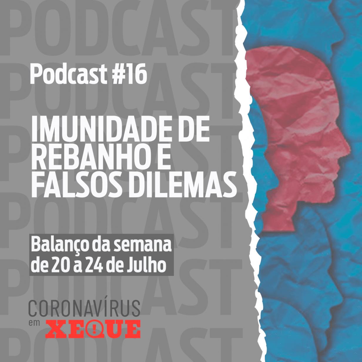 Imunidade de rebanho e falsos dilemas